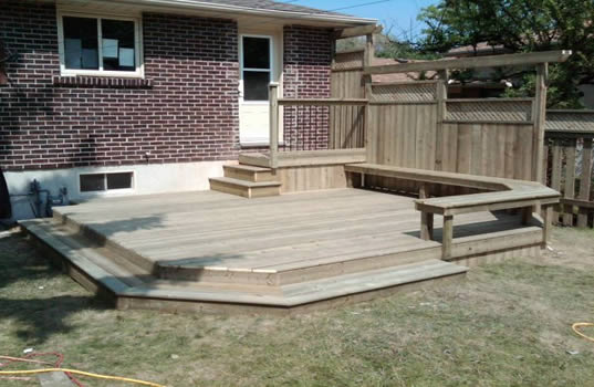 Box Steps Plans For Decks : Box steps alpine deck